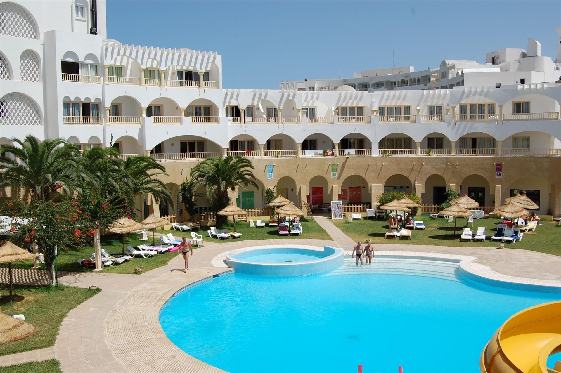 отель в тунисе дельфин эль хабиб фото стучит