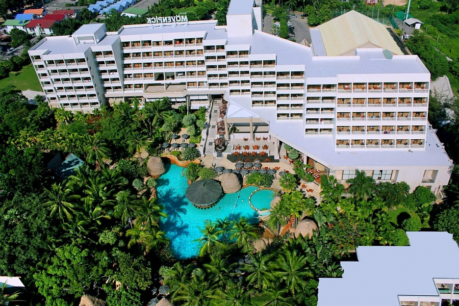 MOVENPICK RESORT & SPA KARON BEACH PHUKET 5 *